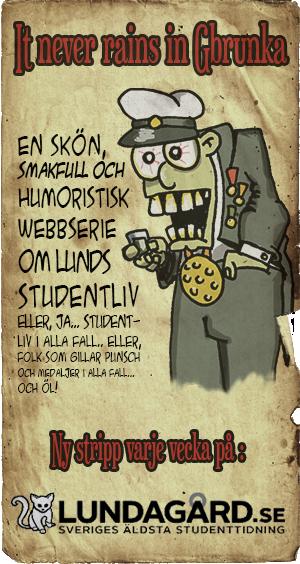 Följ min webbserie på lundagard.se