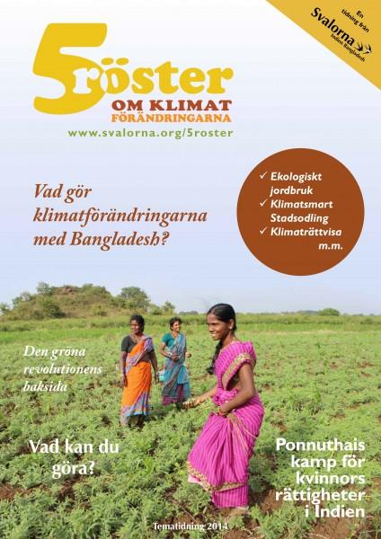 5 röster om klimatförändringarna