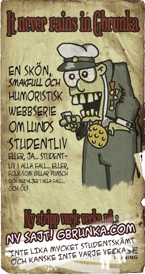 Följ min webbserie på gbrunka.com